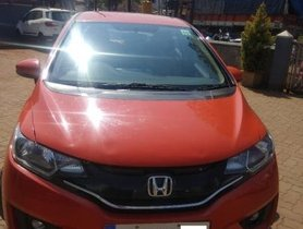 Used 2016 Honda Jazz car at low price