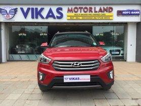 Good Hyundai Creta 1.6 CRDi SX for sale