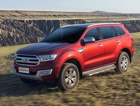 Ford Figo And Endeavour Offer Hot Discounts This November