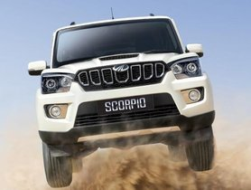 Mahindra Scorpio S9 Variant To Go On Sale At Rs 13.99 Lakhs