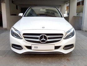 Good as new Mercedes Benz C Class 2015 for sale