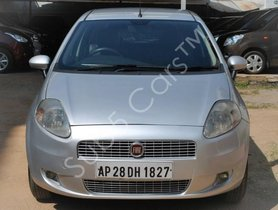Used Fiat Punto 1.2 Emotion 2010 for sale