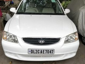 Used Hyundai Accent Executive CNG 2009 by owner