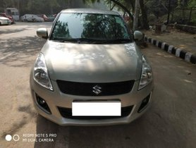 Used 2017 Maruti Suzuki Swift car at low price