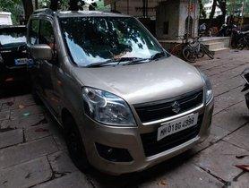 Used 2013 Maruti Suzuki Wagon R car at low price