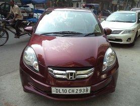 Used Honda Amaze VX AT i-Vtech 2015 for sale