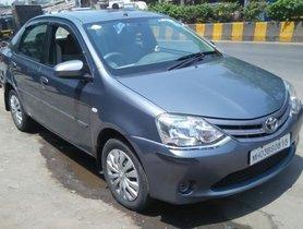 Toyota Platinum Etios G 2014 for sale