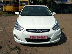 Used 2012 Hyundai Verna car at low price