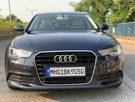 Good as new Audi A6 2014 for sale