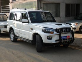 Good as new Mahindra Scorpio 2015 for sale