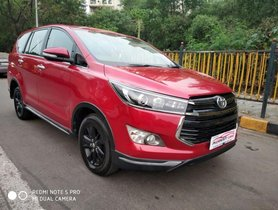 Toyota Innova Crysta Touring Sport 2.4 MT 2017 for sale