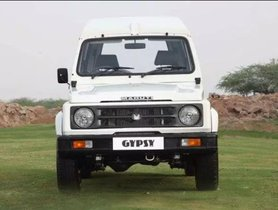 Maruti Gypsy To Be Discontinued in March 2019, Possibly Replaced by Jimny