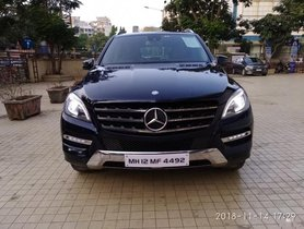 Mercedes Benz M Class 2015 for sale