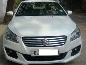 Maruti Ciaz ZDi Plus SHVS 2014 for sale