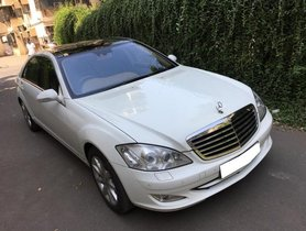 Used 2008 Mercedes Benz S Class for sale at low price