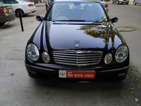 2005 Mercedes Benz E Class for sale