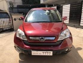 Good Honda CR V 2.4L 4WD AT 2006 for sale