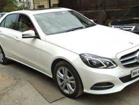 Mercedes Benz E Class 2014 for sale