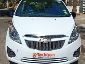 Good as new Chevrolet Beat 2012 for sale