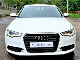 Audi A6 2.0 TDI 2013 for sale