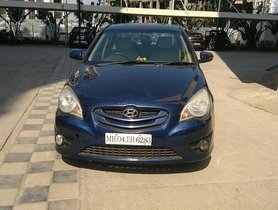 Used 2010 Hyundai Verna car at low price