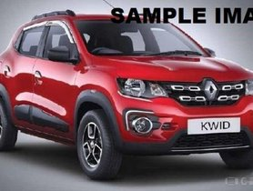 Good as new Renault KWID RXL for sale