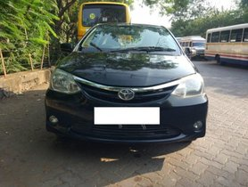 Good as new Toyota Platinum Etios 2011 for sale