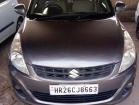Good as new 2014 Maruti Suzuki Dzire for sale at low price