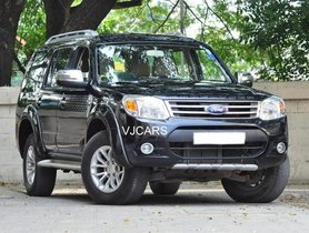 Good as new Ford Endeavour 3.0L 4X4 AT 2014 in Chennai