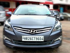 Used 2015 Hyundai Verna SX CRDi AT for sale