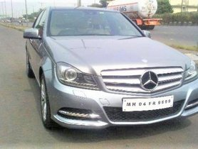 Mercedes Benz C Class C 220 CDI Avantgarde 2012 for sale at low price