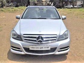 Used 2014 Mercedes-Benz C-Class C 220 CDI Avantgarde