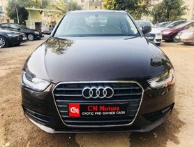 Audi A4 2.0 TDI 2013 for sale at low price