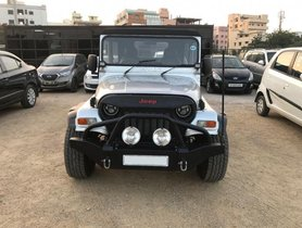 Used Mahindra Jeep MM 540 2005 for sale