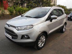 Used 2013 Ford EcoSport car at low price