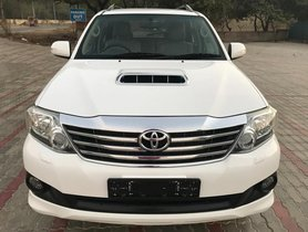2014 Toyota Fortuner for sale at low price