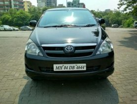 Used 2007 Toyota Innova 2.5 G (Diesel) 7 Seater BS IV for sale