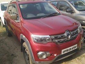 Used Renault Kwid 2015 car at low price