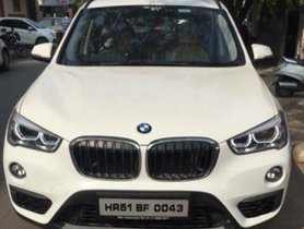 Used 2018 BMW X1 car at low price