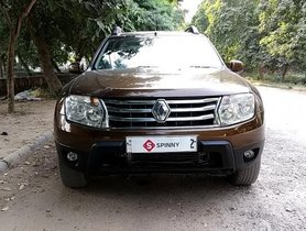 Used 2014  Renault Duster car at low price