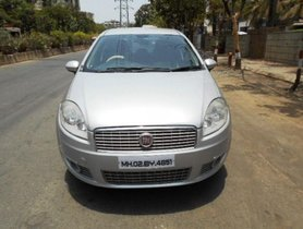Used 2010 Fiat Linea car for sale at low price