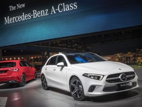 Mercedes-Benz A-Class hatchback To Offer New Diesel Engines in Europe Market