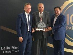 Volkswagen And EVM Motors Celebrate 10-Year Cooperation