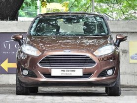 Good as new Ford Fiesta 2015 for sale