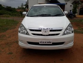 Toyota Innova 2.5 G4 Diesel 8-seater 2005 for sale