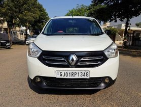 Good as new Renault Lodgy 2016 for sale