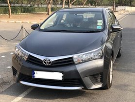 Toyota Corolla Altis 2014 for sale