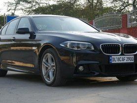 Used BMW 5 Series 530d M Sport 2014 for sale