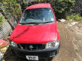 Used 2007 Maruti Suzuki Alto car at low price