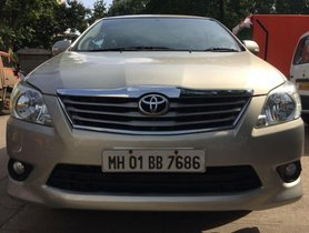 2012 Toyota Innova for sale